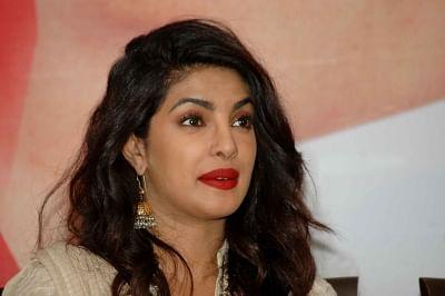 Actress Priyanka Chopra. (File Photo: IANS)