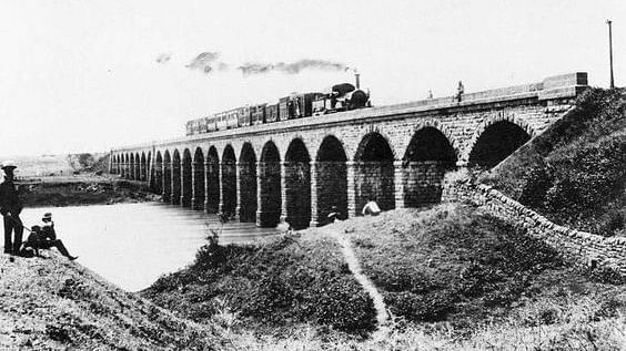165 Yrs Later, Here's a Look Back at India's First Passenger Train