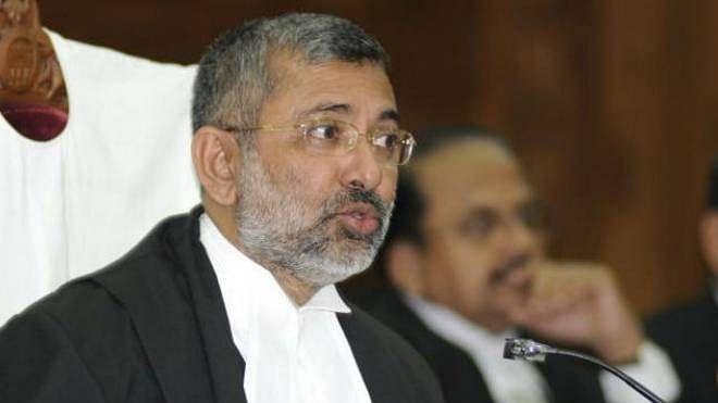 File image of Justice Kurian Joseph.
