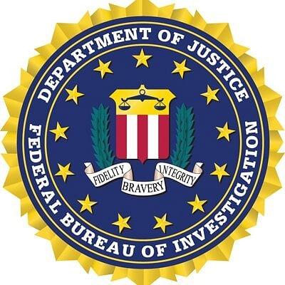 FBI. (File Photo: Twitter/@FBI)