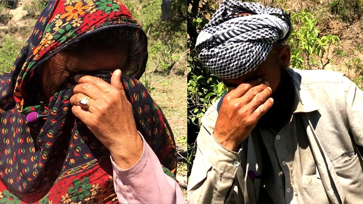 The Kathua rape and murder victim's  parents break down as they recall the time they gave their daughter away to her maternal uncle.
