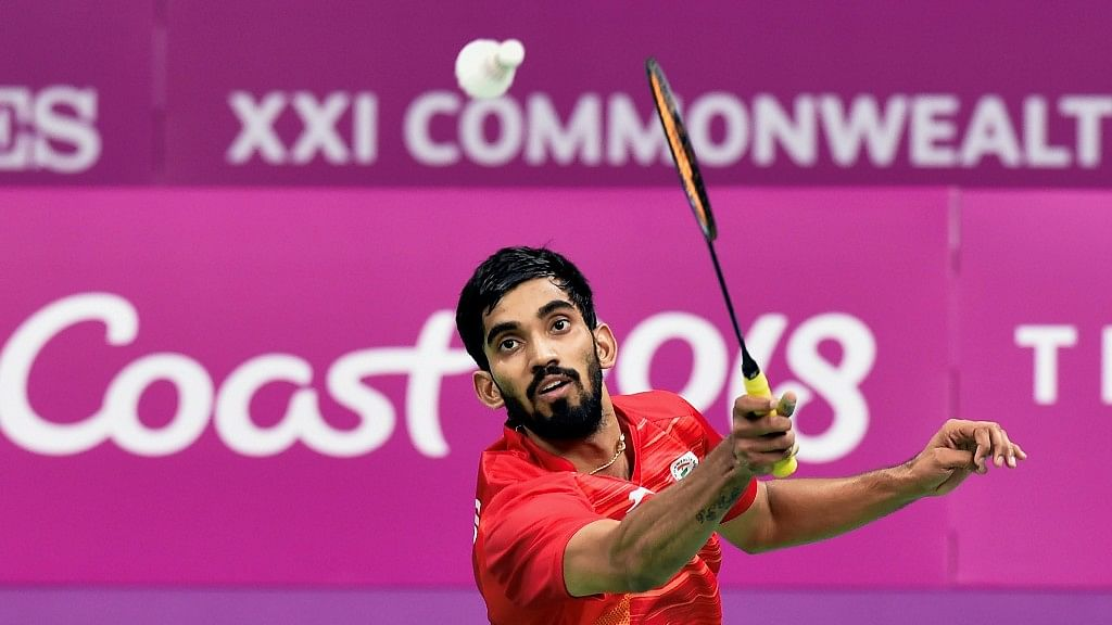 Srikanth became the first Indian male shuttler to be reach world number one ranking in badminton on Thursday.