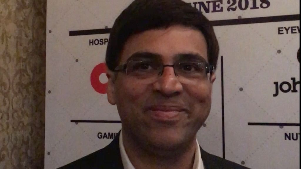 Viswanathan Anand speaks to <b>The Quint.</b>