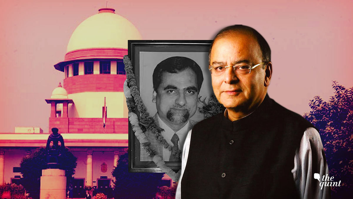 Questions for Arun Jaitley After His Comments on Judge Loya Case