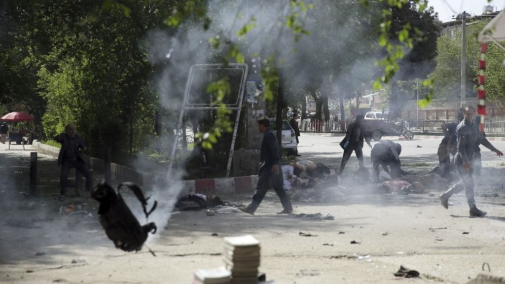 Journalists Among 26 Dead in Kabul Twin Blasts; ISIS Claims Attack