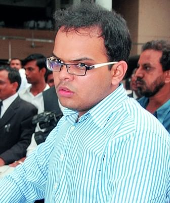 Jay Shah, son of BJP chief Amit Shah. (File Photo: IANS)