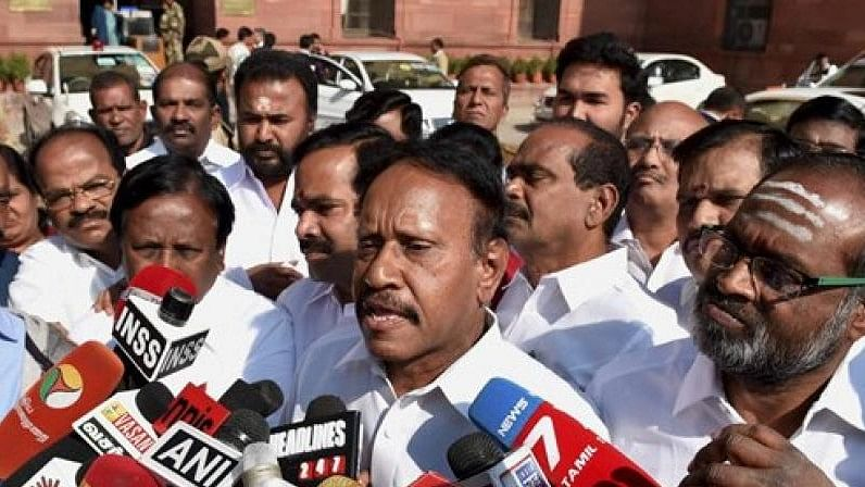 Cauvery Issue: 'Ready For  No-Trust Vote Against NDA,' Says AIADMK