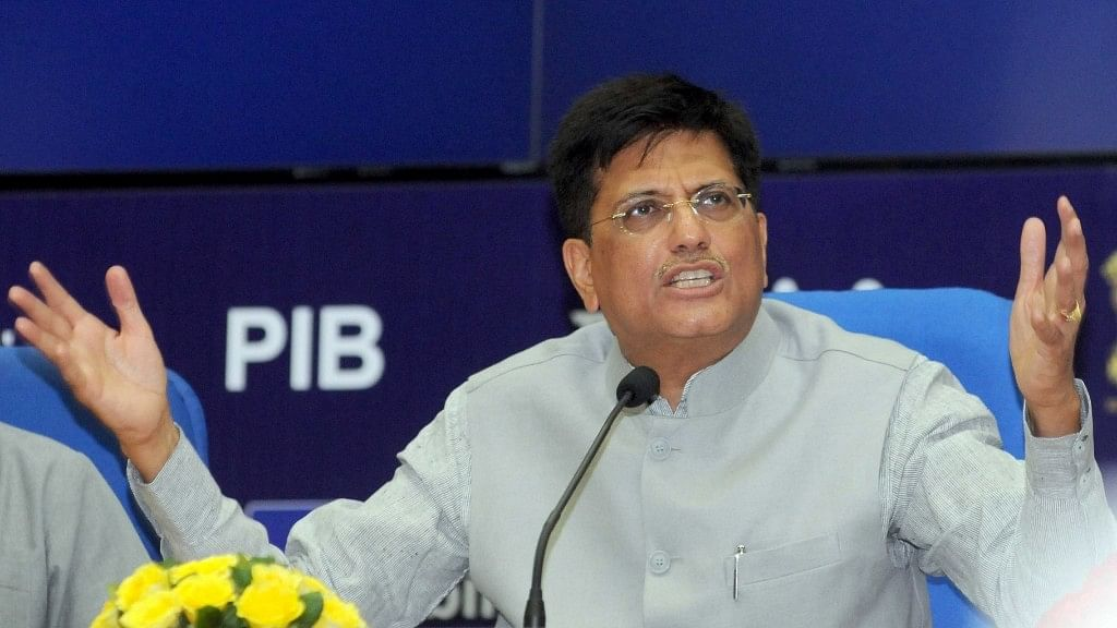 No Conflict of Interest, Cong Running Malicious Campaign: Goyal