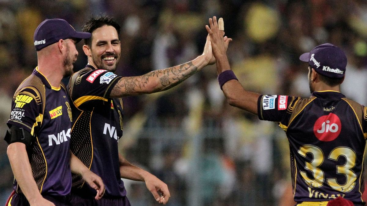KKR bowling coach Heath Streak said Mitchell Johnson has recovered from a niggle.