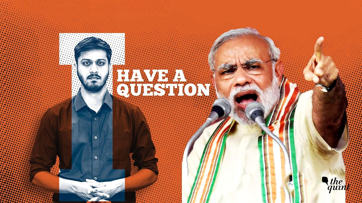 Dear PM, Why Are BJP Ads Politicising Rapes and Contradicting You?