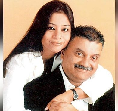 Indrani and Peter.