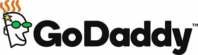 GoDaddy logo. (File Photo: IANS)