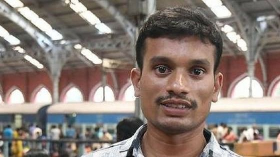 RPF Officer Risks Life To Rescue Woman From Rape Attempt on Train