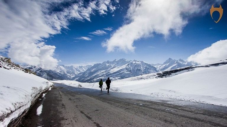 The Hell Ultra is the real hell staged in majestic Greater Himalayas at an altitude of 12,000 ft.