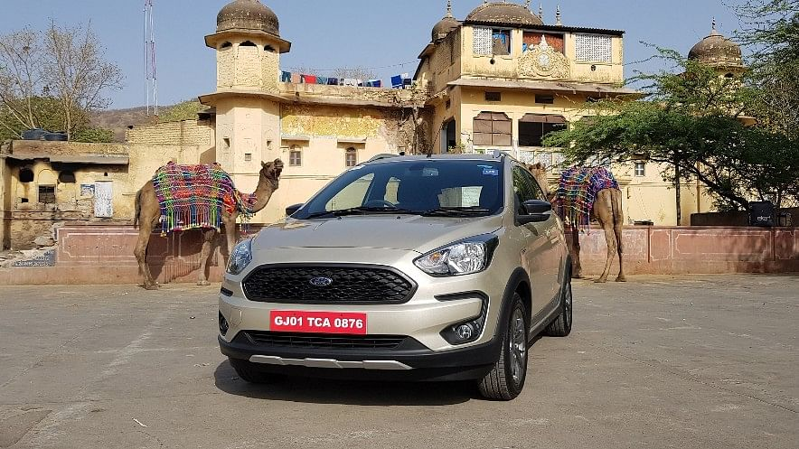 Ford Freestyle Review: Priced  From Rs 5.1 Lakh to Rs 7.9 Lakh