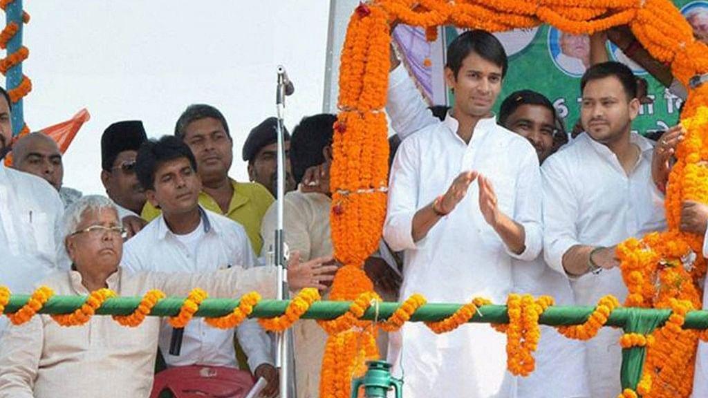Lalu's Elder Son Tej Pratap Set to Marry Former CM's Granddaughter