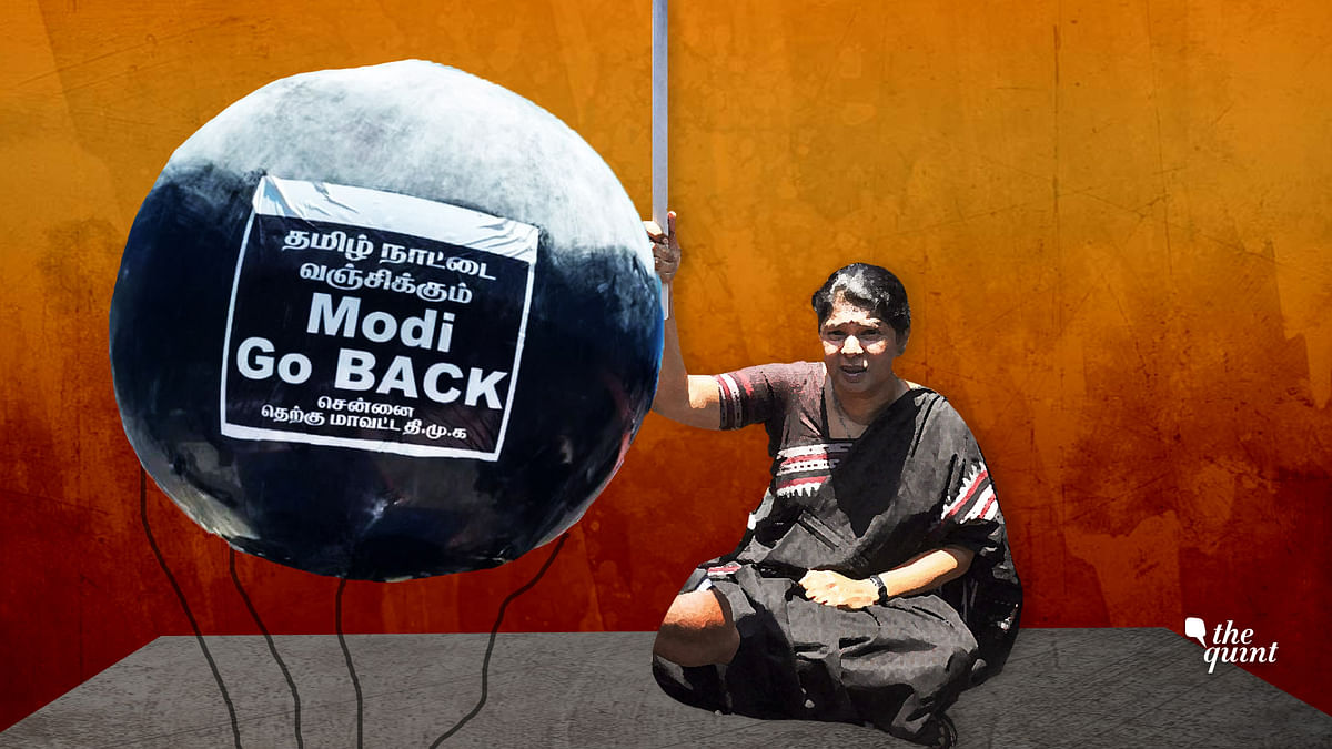 Here's How #GoBackModi and the Cauvery Water Dispute Are Linked