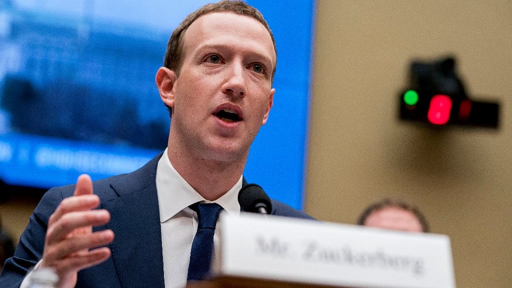 Zuckerberg Says His Own Data Was Shared With Cambridge Analytica