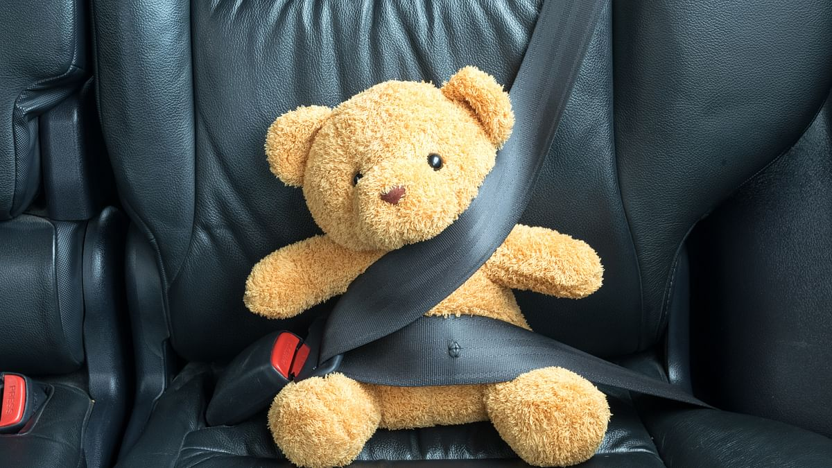 No Kidding: Road Safety is Not Child's Play
