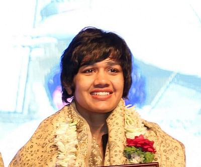Wrestler Babita Phogat. (File Photo: IANS)