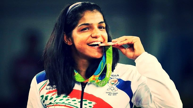 Sakshi Malik is a bronze medallist from the 2014 Olympics.