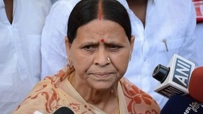'Public Will Protect Us': Rabri Devi on Security Being Withdrawn