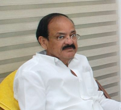 Vice President M. Venkaiah Naidu.(File Photo: IANS)