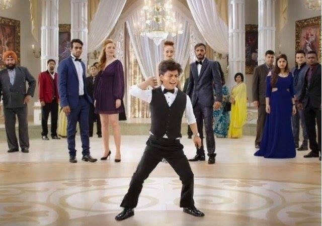 Shah Rukh Khan plays as a dwarf in Aanand L Rai's next film, <i>Zero </i>releasing on Dec 21.&nbsp;