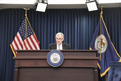 U.S. Federal Reserve Chair Jerome Powell . (Xinhua/Yang Chenglin/IANS)