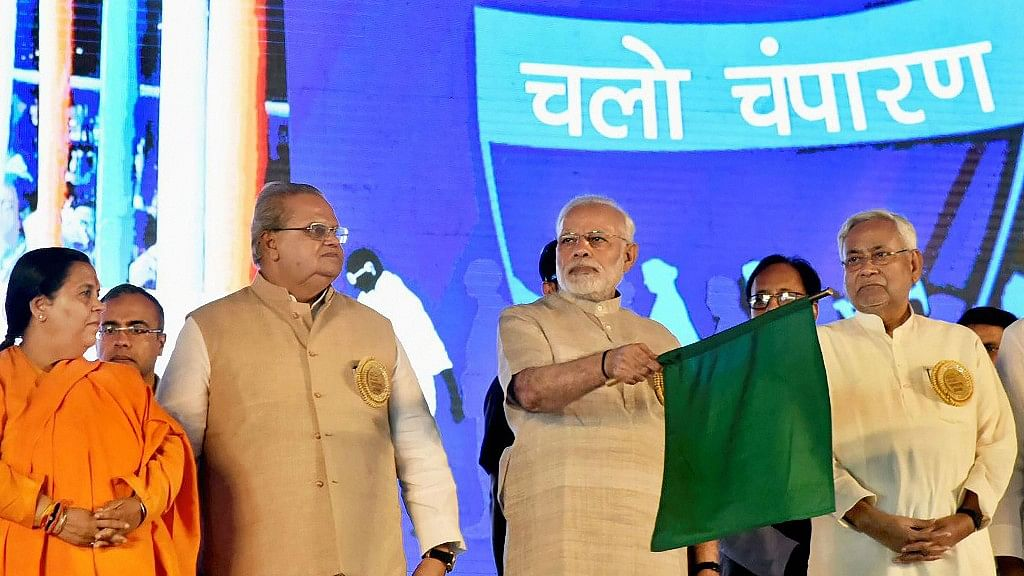 From 'Satyagraha to Swachhagraha': PM Modi's Big Bihar Outreach