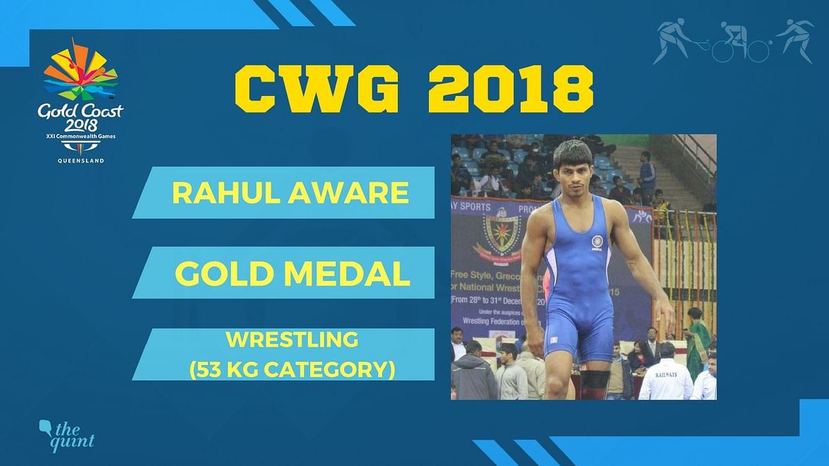 CWG 2018: Wrestler Aware Wins Gold, Babita Clinches Silver