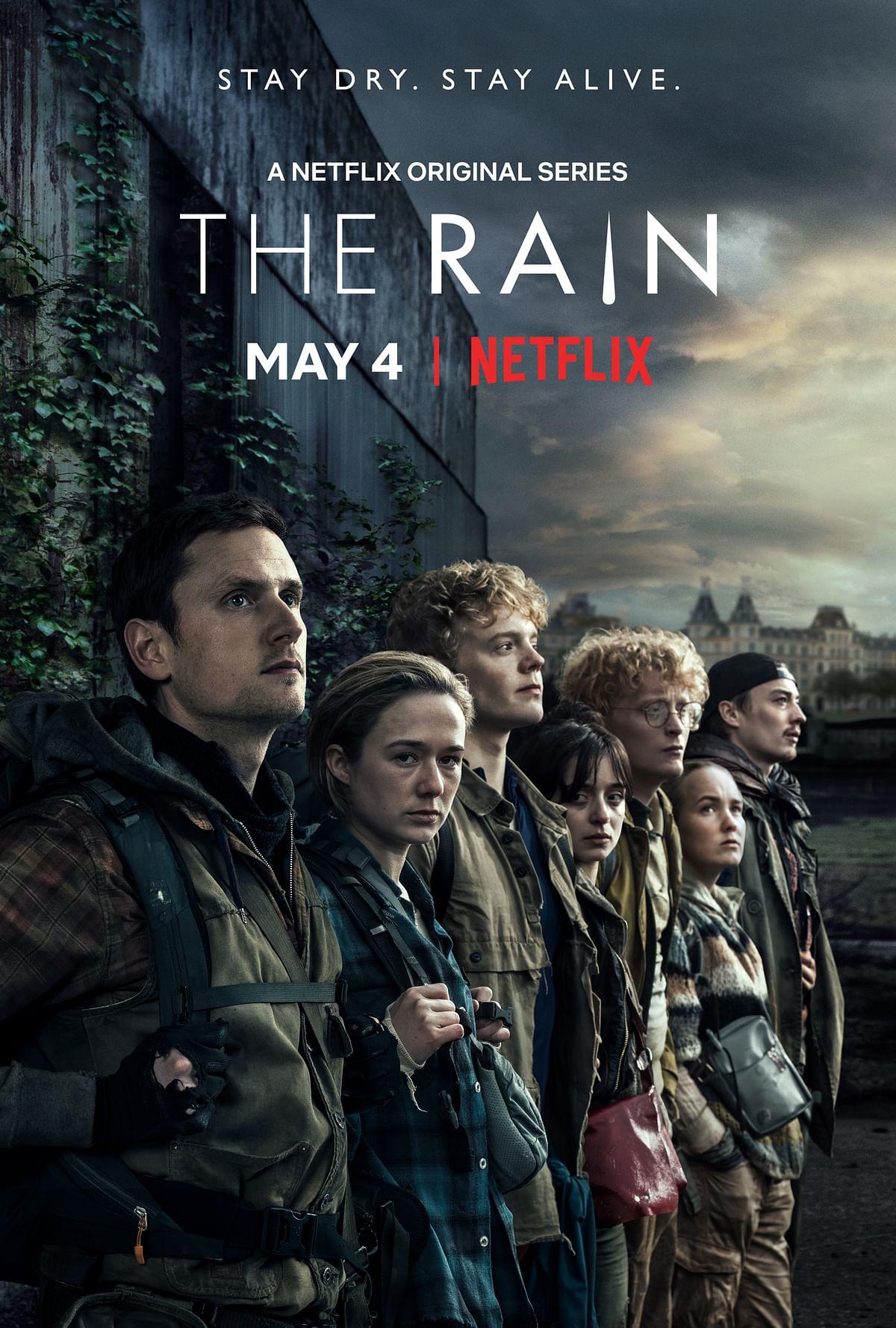 Netflix's First Danish Series 'The Rain' Promises Thrills & Chills