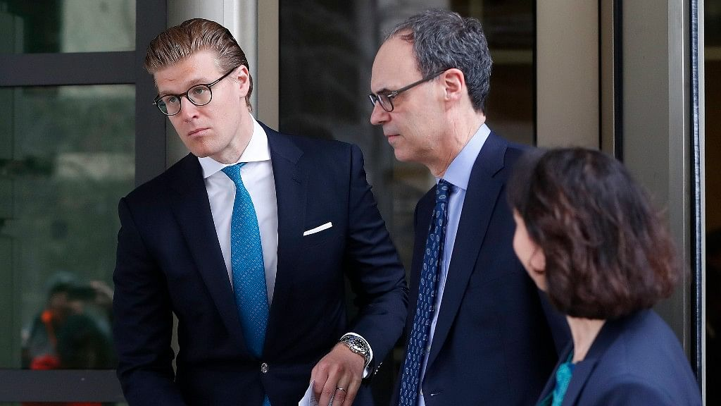 Lawyer Tied to Ex-Trump Aides Sentenced in Mueller Probe