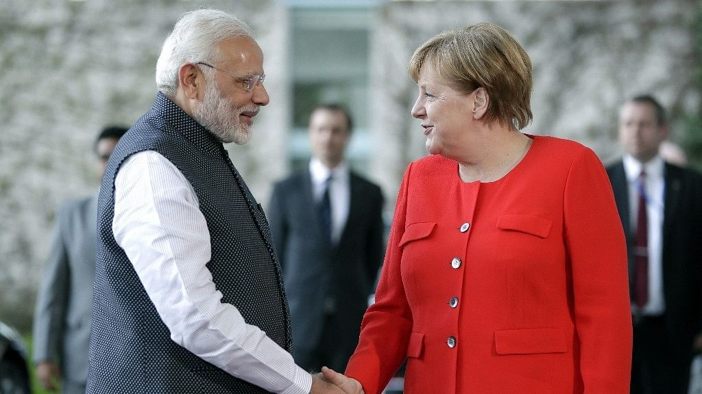 PM Modi Ends 3-Nation Tour With a 'Wonderful' Meeting With Merkel