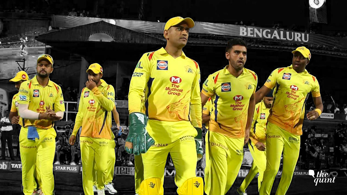 Chennai Super Kings' Love Story With Fans & Old-Timers