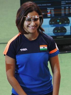 Indian shooter Heena Sidhu. (File Photo: IANS)