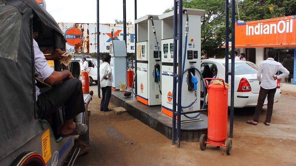 Petrol And Diesel Prices Rise Third Day in a Row