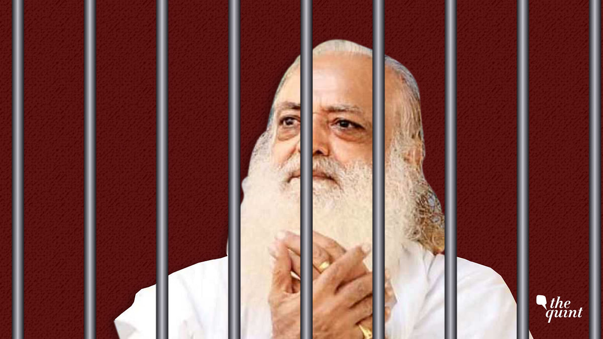 Asaram Convicted In 2013 Rape Case, Gets Life Imprisonment