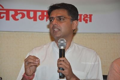 No infighting in Rajasthan Congress over CM post: Sachin Pilot
