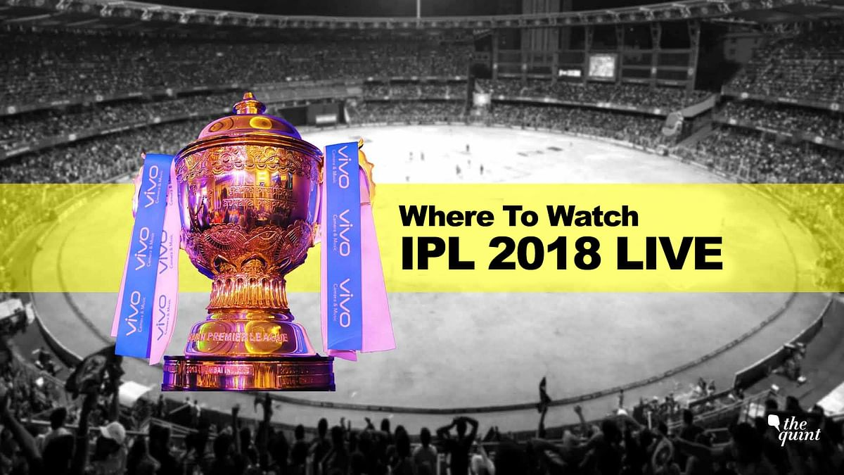 Where to watch DD vs KXIP Live Online and on TV