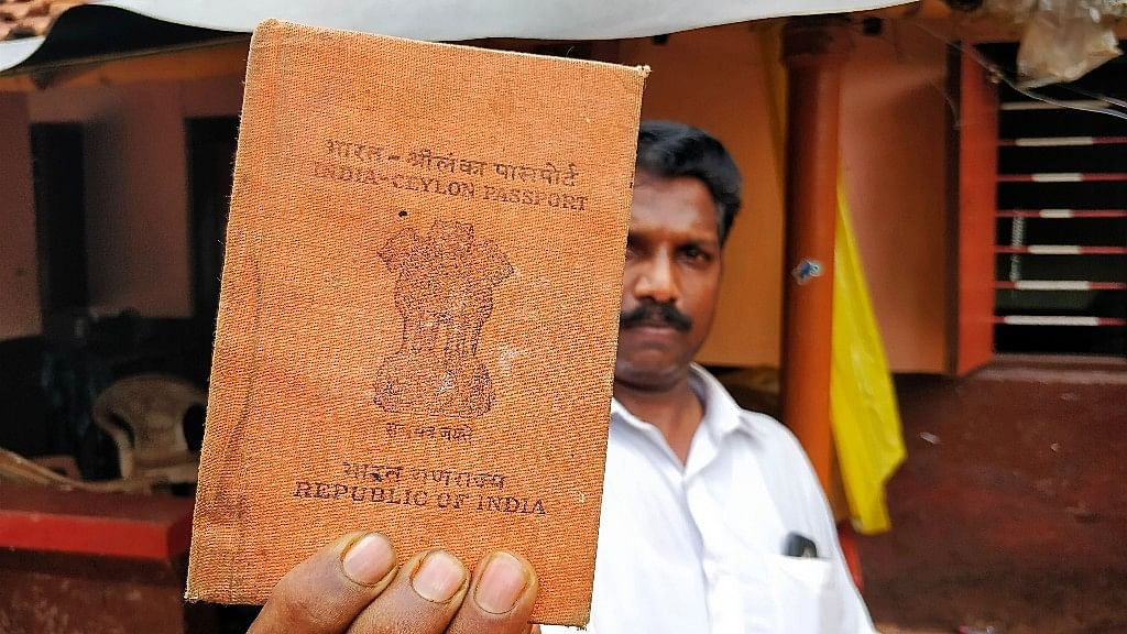 In 1974, over five lakh Sri Lankan Tamils were repatriated to India. Some of them were sent to Karnataka.