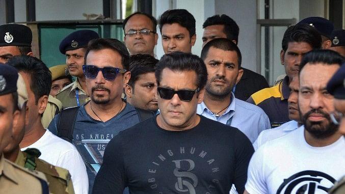 File photo of Salman Khan.