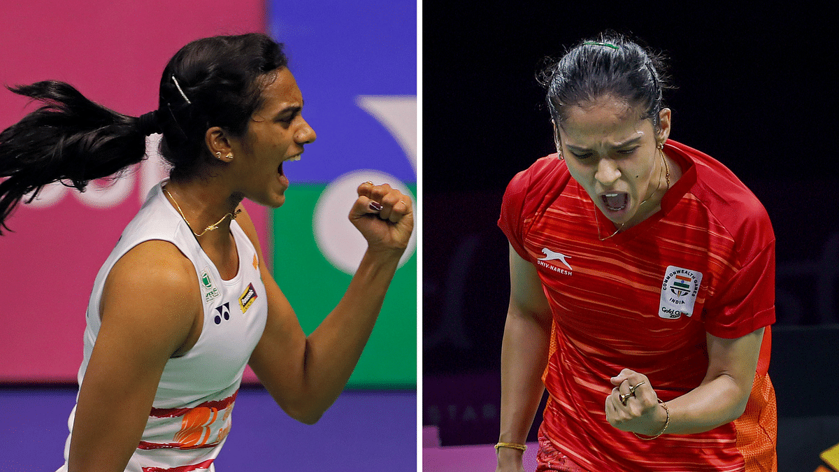 While Saina Nehwal won the Indian Open in 2015, Sindhu was crowned champion in 2017.