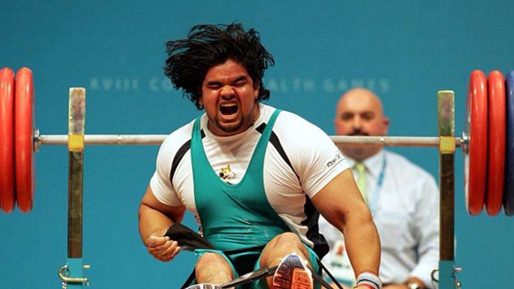 Sachin Chaudhary won the bronze medal in Para Powerlifting at the Commonwealth Games 2018.