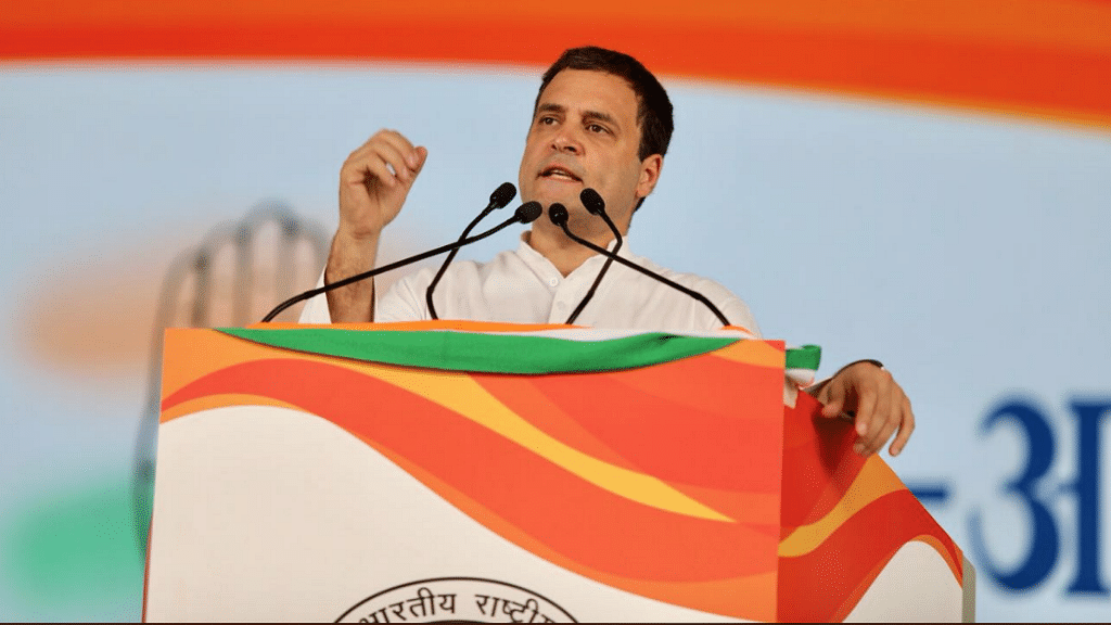 Modi Didn't Speak A Word About Doklam in China, Says Rahul Gandhi