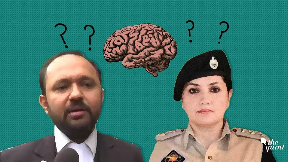 Kathua Lawyer Who Questioned Women's Intelligence Needs Help