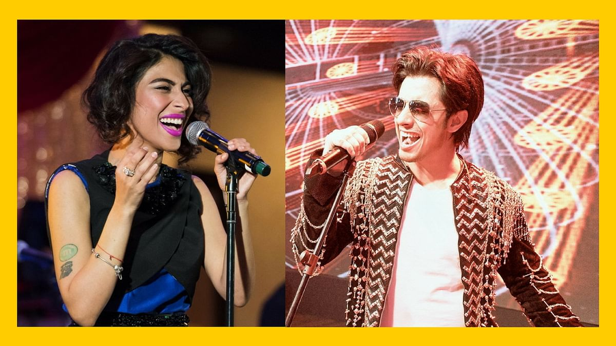 Meesha Shafi and Ali Zafar have shared the stage with on multiple occasions.