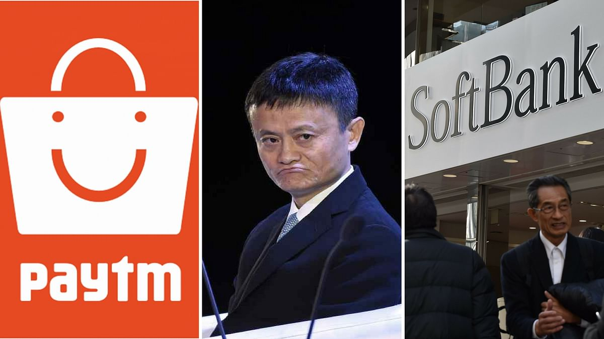 Paytm Mall Raises Rs 2,900 Cr from SoftBank, Alibaba