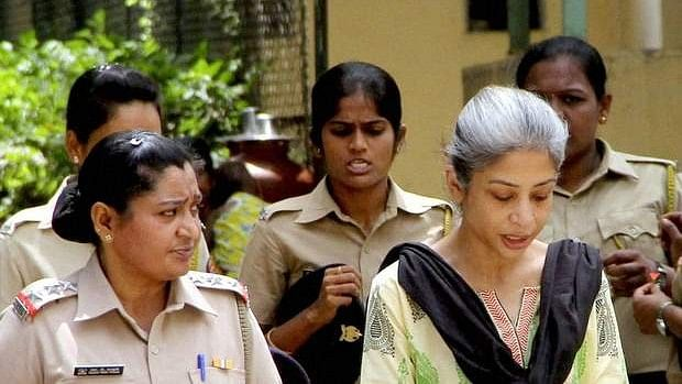 File image of Indrani Mukerjea.