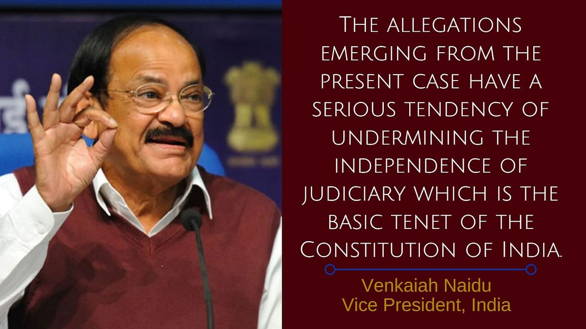 Inappropriate & Irresponsible: Why VP Rejected Impeachment Motion